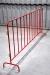 Ограждения барьерные металлические