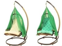 Качели подвесные с подушкой ЭВО