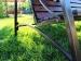 Садовые качели с навесом Прованс