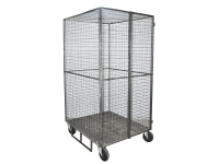Mesh transport container