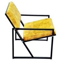 Кресло в стиле лофт Люкс