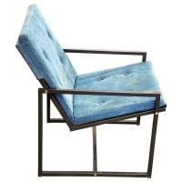 Кресло мягкое в стиле лофт Стандарт