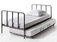 Кровать выдвижная одноместная
