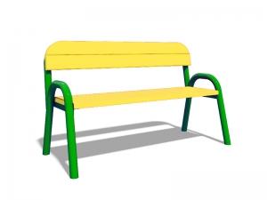 Лавка для детской площадки