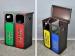 Система модульная для раздельного сбора мусора Shell