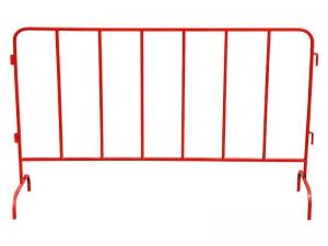 Ограждения барьерные металлические Основа 1500 мм