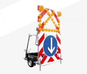 Прицепы дорожные предупреждающие