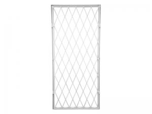 Решетка защитная на дверь