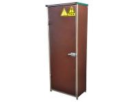 Шкаф для хранения азотных баллонов