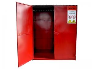 Шкаф для пропановых баллонов