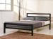 Кровать из металла Компред
