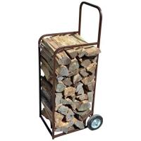 Тележка для транспортировки дров 0,12 м3