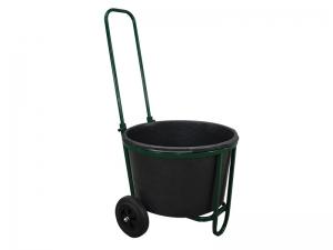 Тележка для уборки мусора на 65л