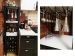 Винный шкаф в стиле Лофт